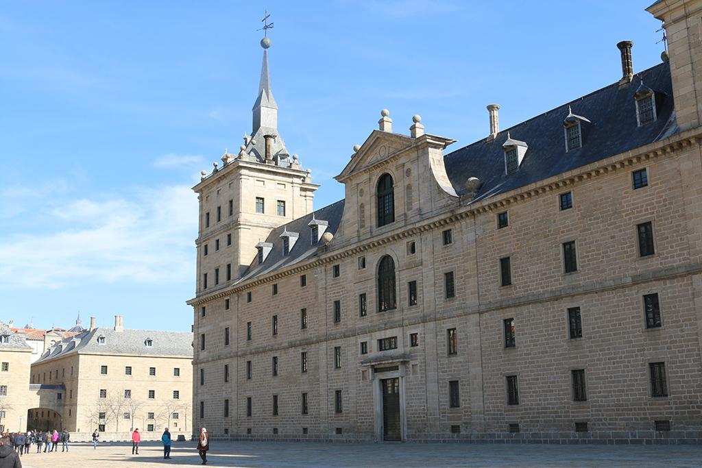 Lonja Monasterio Escorial