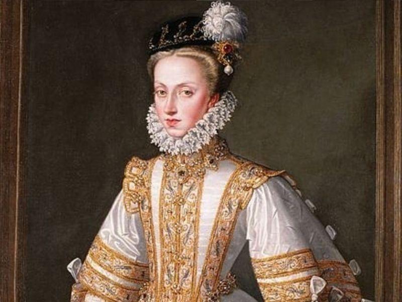Ana de Austria, cuarta esposa de Felipe II