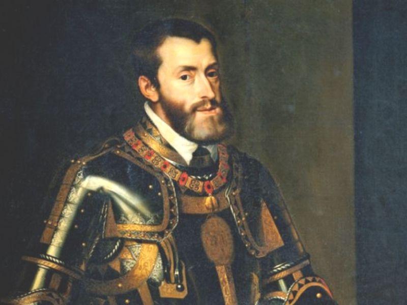 Carlos I de España y V de Alemania, padre de Felipe II