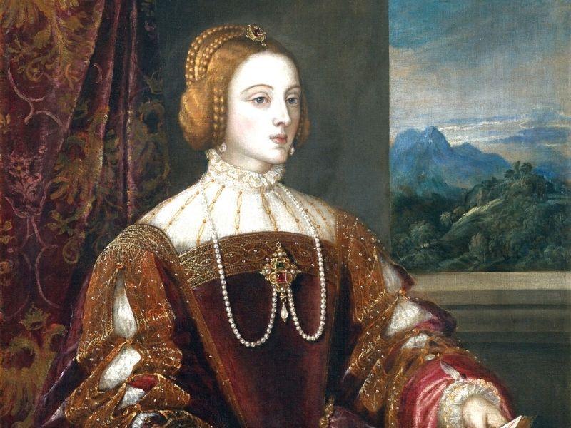 Isabel de Portugal, madre de Felipe II