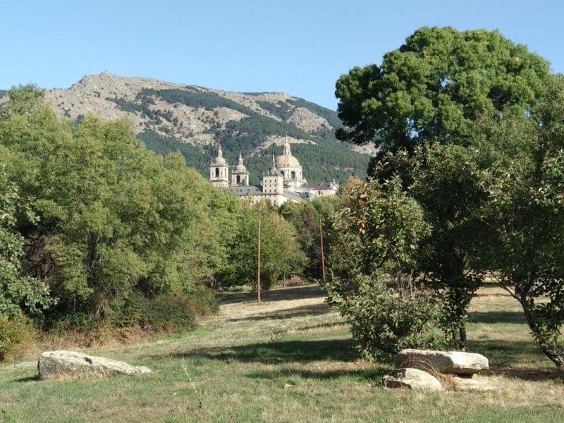 La Herrería - El Castañar - Silla de Felipe II